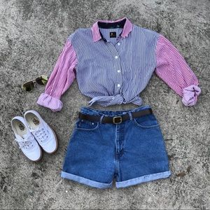 🇺🇸Striped vintage top🇺🇸
